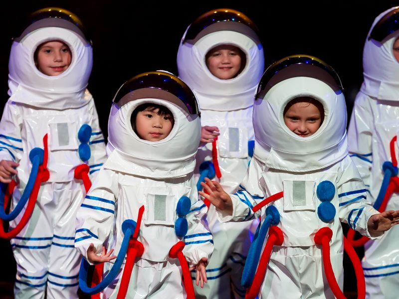 Outer Space Martians Costumes For Hire Stage School Australia