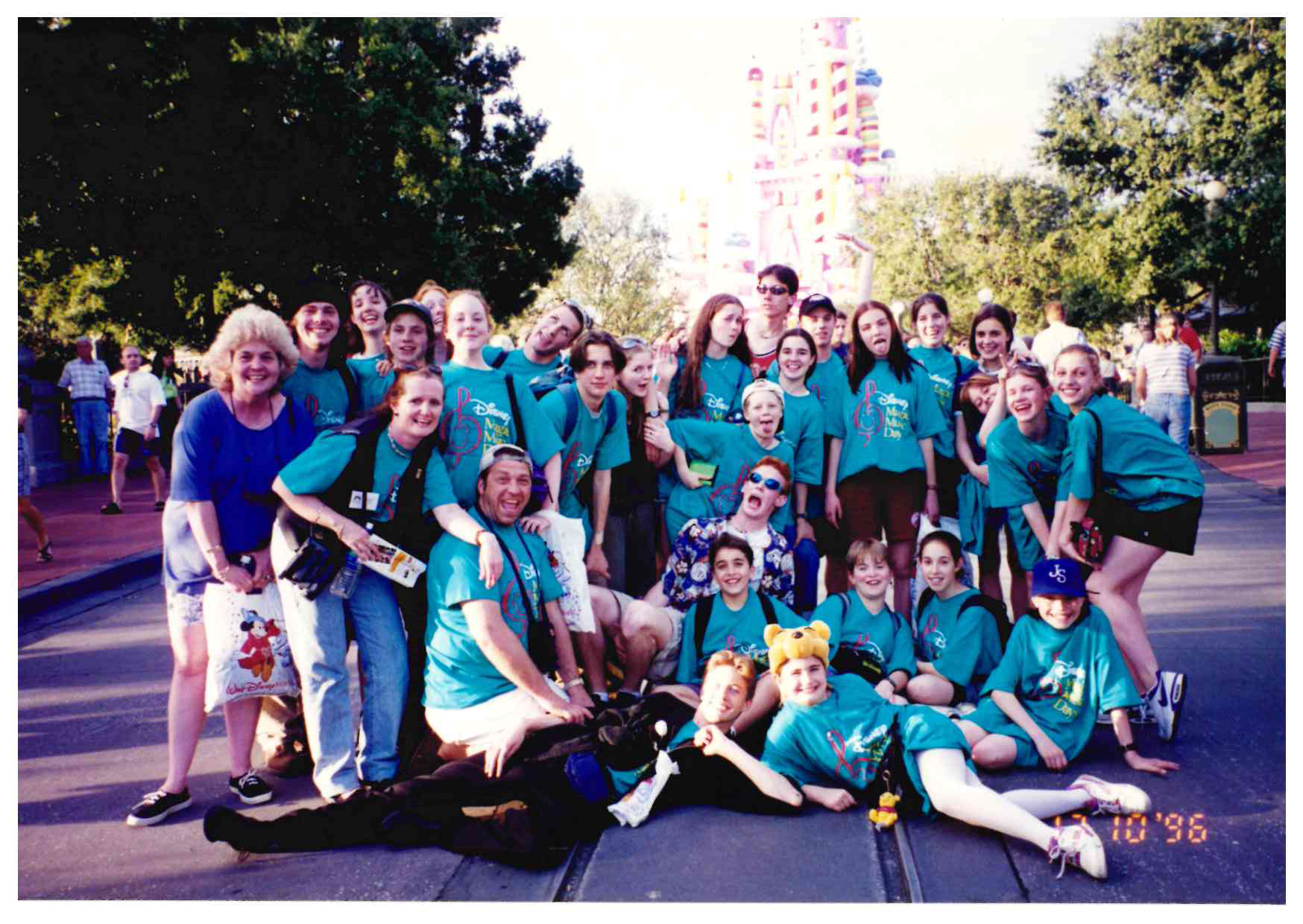 VYT 1996 Tour